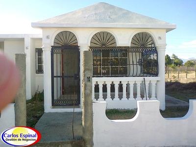 Casa De Venta En San Juan, República Dominicana