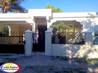 Casa De Venta En Higuey, República Dominicana Cv-062