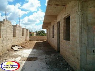 Solar Mejora De Venta En Higuey, República Dominicana Sv-046