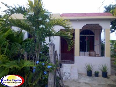Casa De Venta En Higuey, República Dominicana