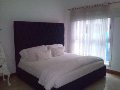Apartamento 130 Mts 2 Hab Gazcue Alquiler