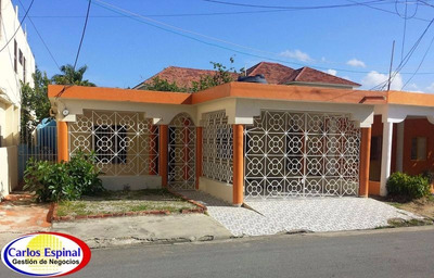 Casa De Alquiler En Higuey, República Dominicana Ca-014